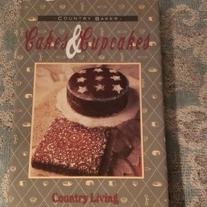 Country Living cookbook